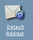 Setting a Default Email Address